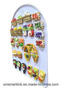 Polyresin Vegetable and Fruits Souvenir Magnet Decoration pictures & photos