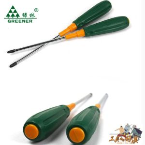 Greener Tri-Lobe Handle Screwdriver pictures & photos