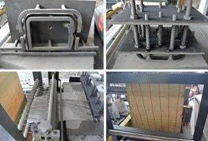 Two-Layer Garbage Bag Making Machine pictures & photos