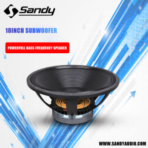 18tbx100 Application in Various Fields Audio Woofer Speaker pictures & photos
