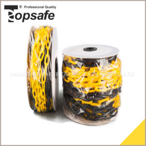 Plastic Warning Chain Yellow/Black and Red/Black pictures & photos