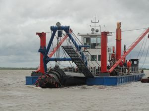 Anchor Boat for Dredging Vessel pictures & photos