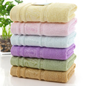 Promotional Hotel/ Home Cotton Face / Hand Towel pictures & photos