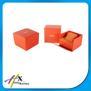Cute Watch Lid and Base Paper Gift Packing Box pictures & photos