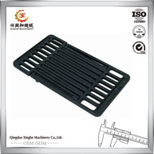 Barbecue Grill Ductile Iron Resin Casting with Enamel Finish pictures & photos