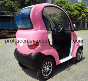 Lithium Battery Electric Car Ec-001 pictures & photos