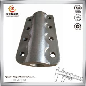 Carbon Steel Investment Casting with Machining pictures & photos