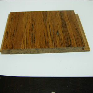 Vertical Natural Solid Bamboo Flooring A Grade T&G (VN) pictures & photos