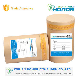 High Quality Local Anesthetic Drugs Levobupivacaine Hydrochloride CAS 27262-48-2 pictures & photos