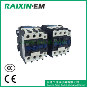 Raixin Cjx2-32n Mechanical Interlocking Reversing AC Contactor pictures & photos