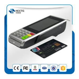 Portable Android PCI EMV EDC POS Terminal with Printer (S1000) pictures & photos