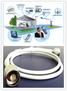Good Performance Coaxial Cable LMR200 with Connectors pictures & photos
