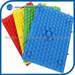Silicone Foot Massager Mat Acupoint Bottom Massager pictures & photos