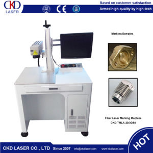 Customer Oriented Solutions Fiber Laser Marking Machine for Saw Tooth pictures & photos