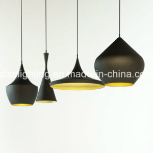 2017simple Style Modern Aluminum Cowl Hanging Lamp Decoration Lighting with Ce/cUL pictures & photos