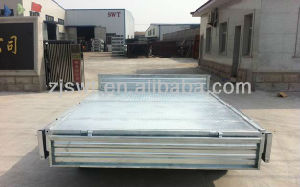 Professional Full Trailer with Good Quality pictures & photos