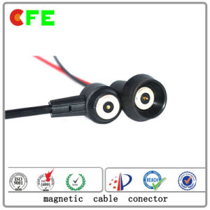 1pin Hight Current Warterproof Magnetic Cable for Laser Machine pictures & photos