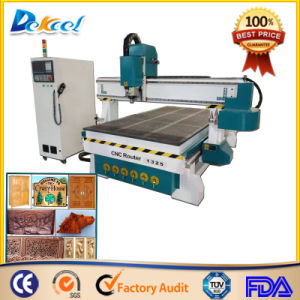 9.0kw Air Cooling Atc Spindle CNC Wood Furniture Cutting Machine pictures & photos