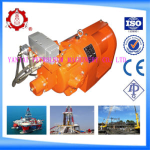 1 Ton Remote Control Pneumatic Winch pictures & photos