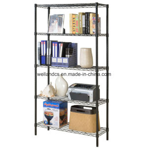 Japan Quality Book Cabinet Book Shelf Book Display Stand pictures & photos