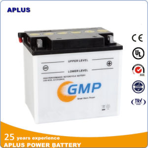 High Peformance Acid Battery 12V 28ah for Suzuki Smash Motorcycle pictures & photos