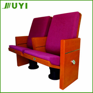Jy-912 Folding Fabric Banquet Function Hall for Sale Theater Chair pictures & photos