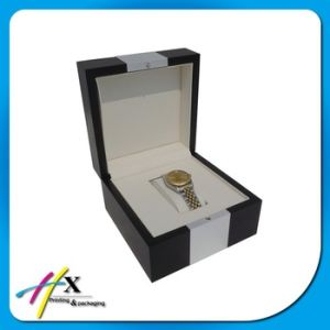 Luxury High Quality Single Watch Wooden Gift Box pictures & photos