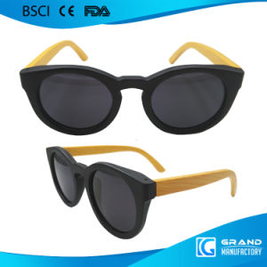 New Fashion Wholesale China Handmade Wood Sunglasses pictures & photos