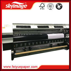Oric 1.8m Wide-Format Inkjet Printer with Double Printheads Dx-5 pictures & photos