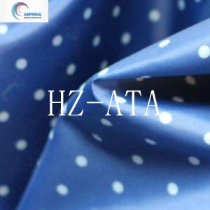 Waterproof PU Coating Npolyester Taffeta Fabric pictures & photos
