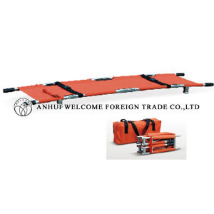Medical Ambulance Foldaway Stretcher FDA Approved pictures & photos