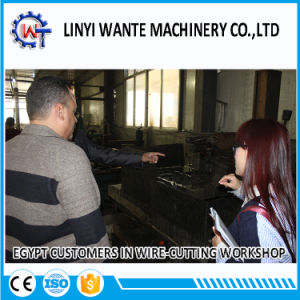 Wante Brand Qt4-15 Concrete Interlocking Paving Block Machine for Sale pictures & photos