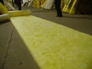 Glasswool Felt PVC Foil-Clad Glass Wool (PVC 567) pictures & photos