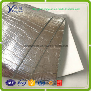 Aluminum Woven Foam XPE/EPE Foil Packaging Thermal Insulation pictures & photos