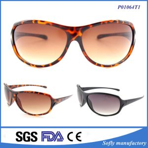 OEM Design Cat 3 UV Sun Glasses Polarized Women Customized Sunglasses pictures & photos