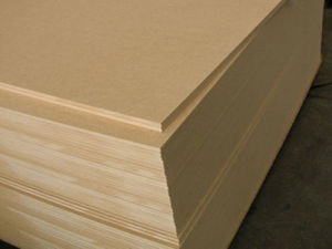 Natural MDF/Raw MDF Melamine MDF pictures & photos