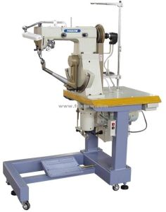 Single Line Insole Stitching Machine pictures & photos
