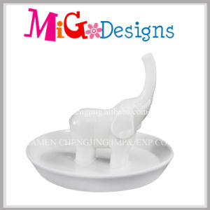 Lovely Animal Ceramic Great Gift Ring Holder for Women pictures & photos
