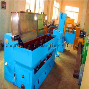 Hxe-17ds Intermediate Aluminium Wire Drawing Machine (Chinese supplier) pictures & photos