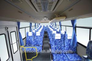 Diesel Mini Passenger Coach Tour Bus Slk6660AC pictures & photos