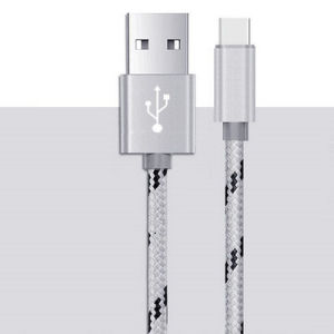 New Camouflage Nylon Braided Reversible Type C USB Cable pictures & photos