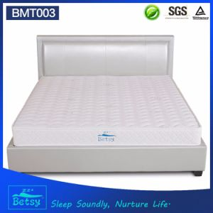 OEM Compressed Mattress Pad 20cm with Soft Foam Layer and Cashmere Knitted Fabric pictures & photos