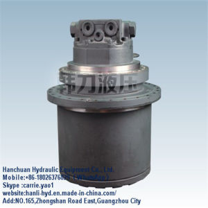 China rexroth manufactur rubber track hydraulic drive for Hydraulic track drive motor