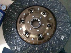 Truck Parts--Clutch Disc for Isuzu Cxz81k/10PE1 (1-31240892-1C5) pictures & photos