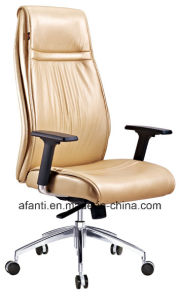 Modern Aluminium Leather Office Computer Reading Chair (RFT-B800 PU) pictures & photos