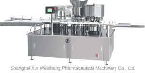 Oral Liquid Filling-Capping Machine (Pharmaceutical) (YGZ-16)