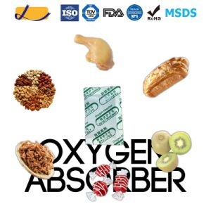 MSDS FDA Approved Oxygen Absorber Packet