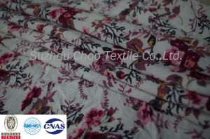 100% Cotton Printed/Printing Fabric for Skirt/Pajamas (ACTC0312) pictures & photos
