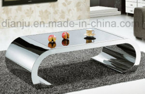 Stainless Steel Furniture Modern Style End Table (CT015L) pictures & photos
