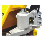 Cheap Scale Hydraulic Hand Pallet Truck for Sale pictures & photos